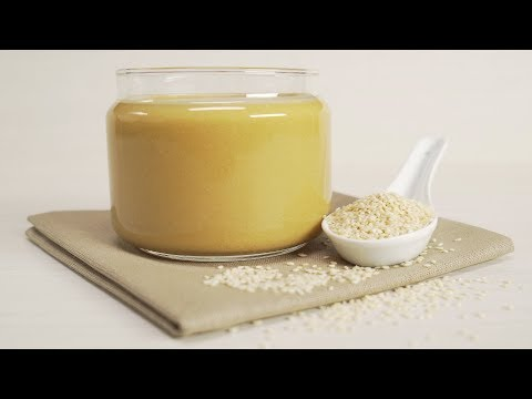 Тахини, тахина или тхина. Кунжутная паста для очень вкусных блюд. Рецепты от Всегда Вкусно!