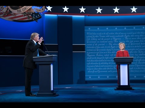 Shifting strategies for the final debate and Obama campaigns for Clinton