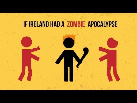 If Ireland had a Zombie Apocalypse