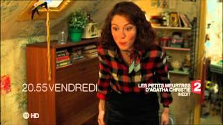 """Les Petits Meurtres, saison 2 : bande-annonce 11/07 """"Mademoiselle Mac Ginty est morte"""""""