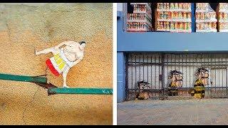 Amazing Street Art Magic V1