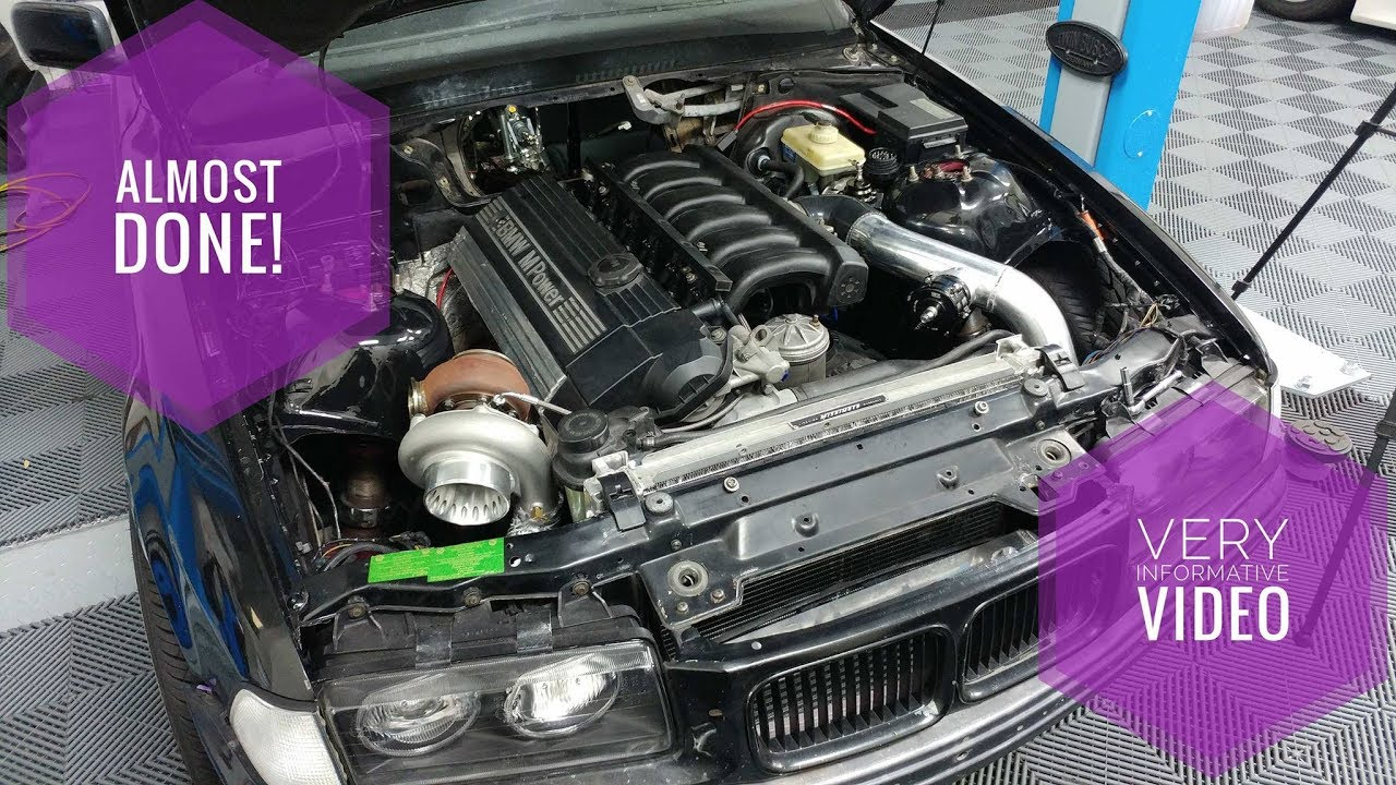 FINAL STEPS ON THE e36 DRIFTCAR ENGINE HUGE UPDATE