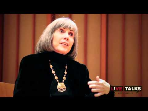 Anne Rice in conversation with Christopher Rice - Audience Q&A part 3/4