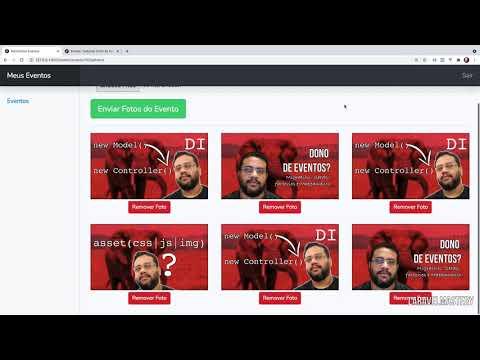 Vídeo no Youtube: Laravel Mastery Aula 147 - Organizando Código de Upload #laravel #php