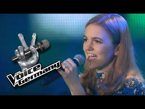 Barbra Streisand - Don't Rain On My Parade | Luzie Juckenburg | The Voice of Germany | Auditions