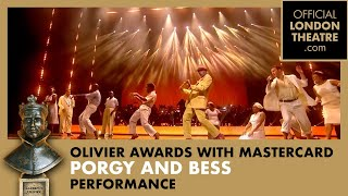 2015 Olivier Awards -  Porgy and Bess Performance