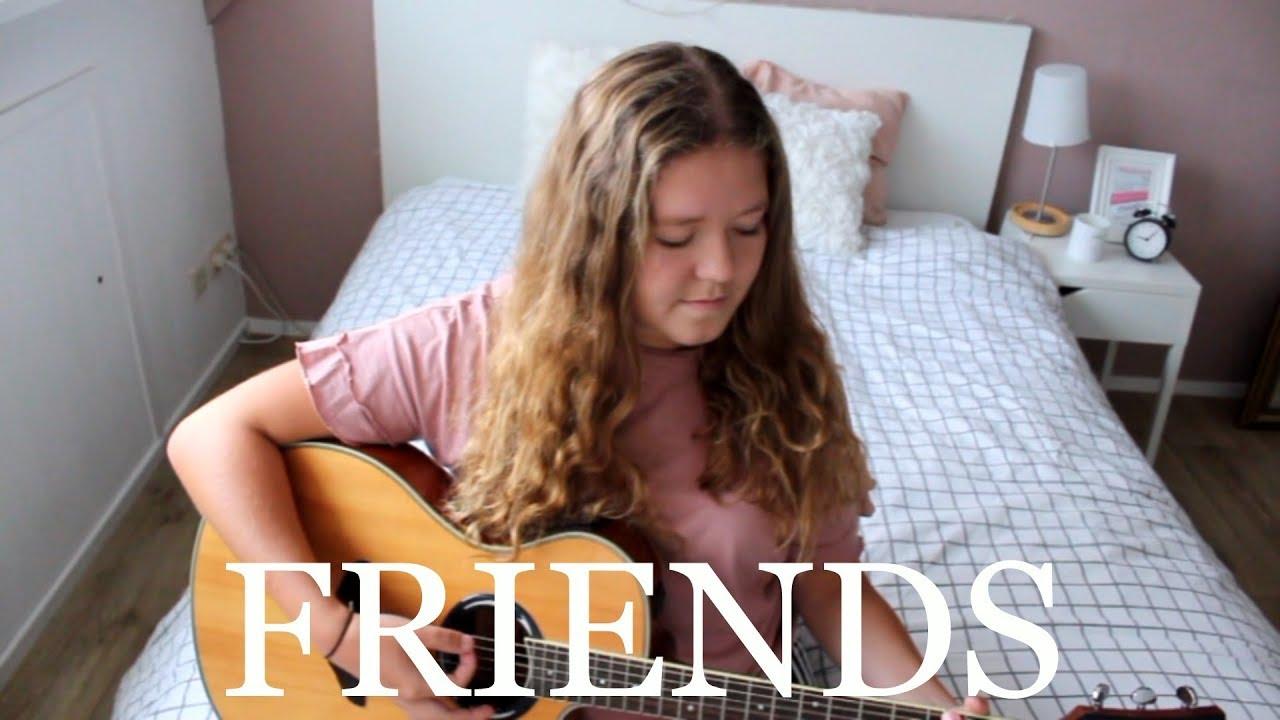 Friends Justin Bieber Bloodpop Cover Youtube