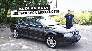 Test: Audi A6 - Savršen Audi za Balkanca jer se za bolji nema