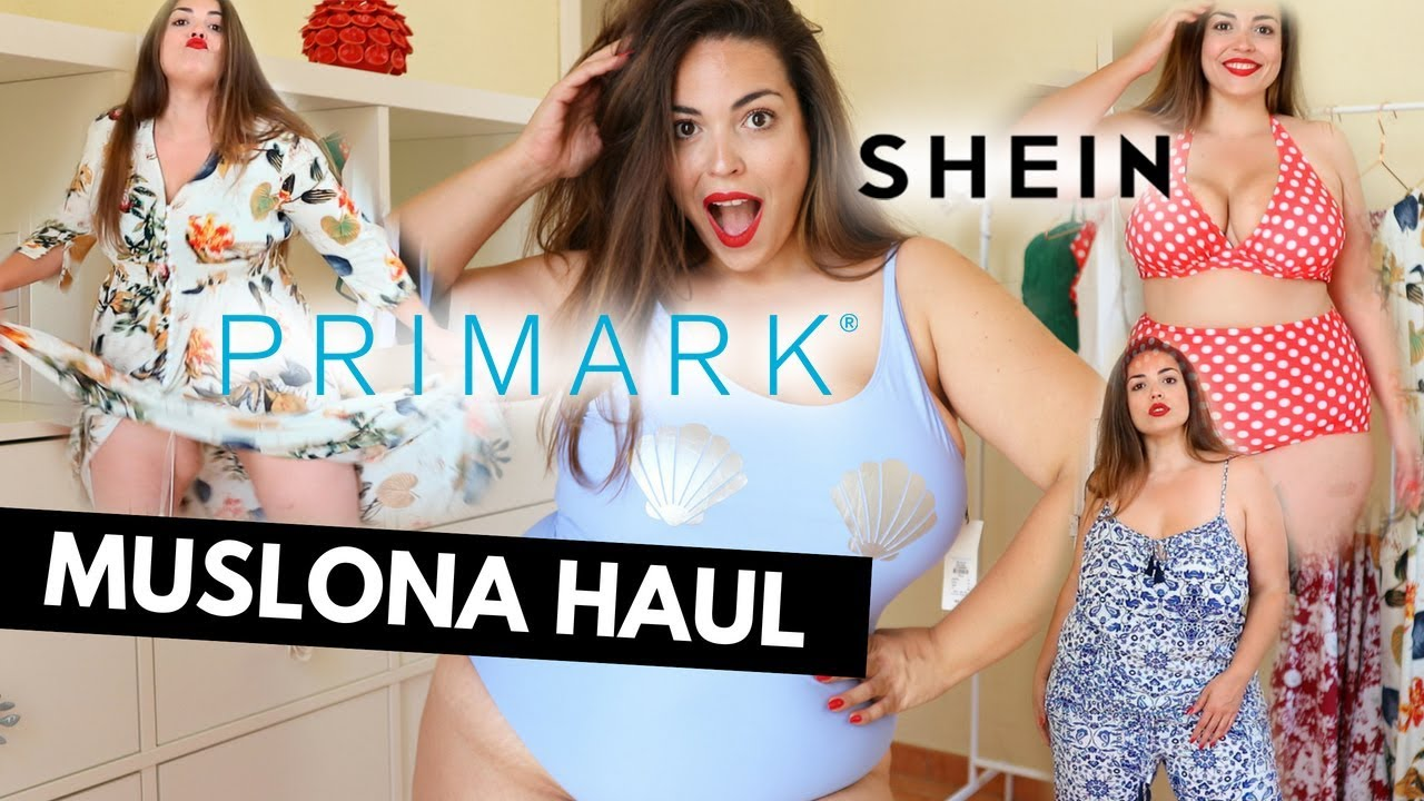 Mega Haul Verano Primark Shein Dunnes Tallas Grandes Verano 2018 Pretty And Ole Youtube