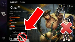 Vainglory bug| Spending ice while in Turtorial mode!!