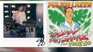 Back To That Smoke Selena Gomez vs. Major Lazer (feat. Tove Lo) (Mashup)