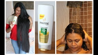 Testing Vogue Magazine's No.1 Rated Conditioner|Pantene Pro-V Slilky Smooth Conditioner REVIEW
