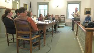 Rappahannock County Planning Commission 7:00 p.m. public meeting May 15, 2019