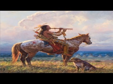 1 Hour Healing Native American Style Flute Music - Keith O' Sullivan