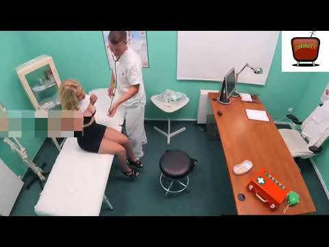 Fiziksel Muayene!Doktordan Kadınlara Fiziksel Test!