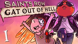 Saints Row: Gat out of Hell [Part 1] - Highway to Hell
