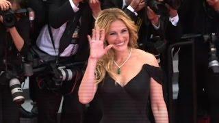 Julia Roberts, George Clooney sur le tapis rouge à Cannes