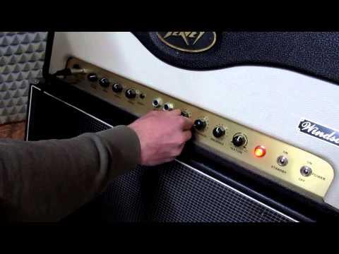 Peavey Windsor tube amp