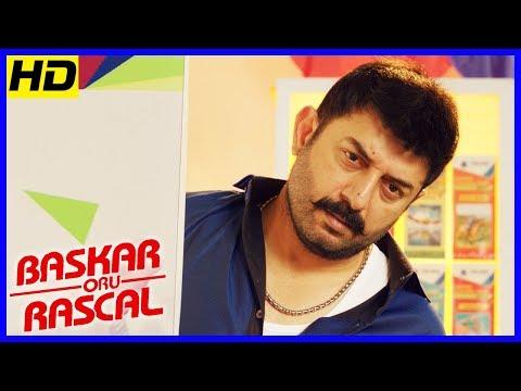 Bhaskar Oru Rascal Scenes | Title Credits...