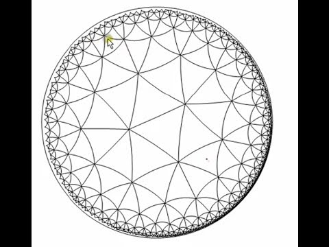 Topology For Beginners: Topology Meets Hyperbolic Geometry