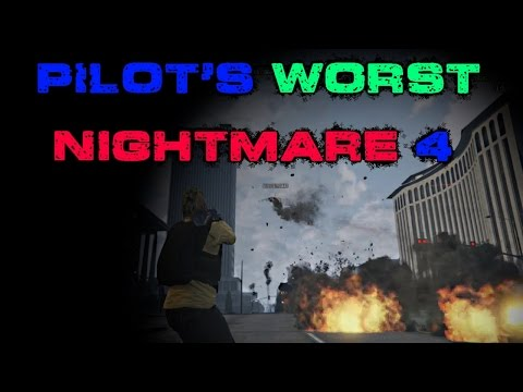 Pilot's Worst Nightmare 4 | Thanks For 5K Subs | Must Watch