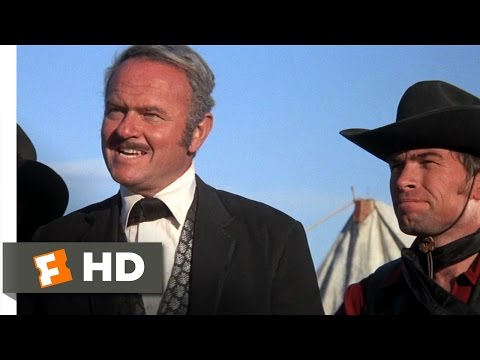 Blazing Saddles 1010 Movie   Boy, Is He Strict 1974 HD
