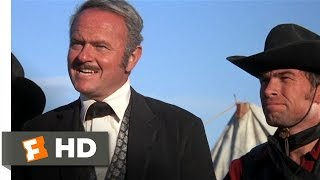 Blazing Saddles (10/10) Movie CLIP - Boy, Is He Strict (1974) HD