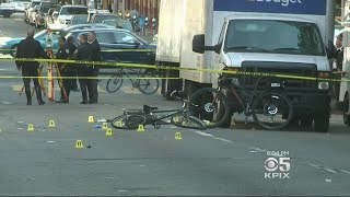 Firearm Suspect Who Hit SFPD Bicycle Officer With SUV In Custody
