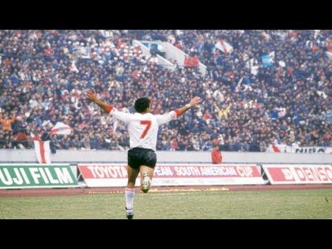 Gol de Antonio Alzamendi (River Plate vs Esteaua de Bucarest 1986)