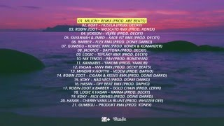 Milion+ Paradise [mixed by Konex & DJ Logic] FULL MIXTAPE