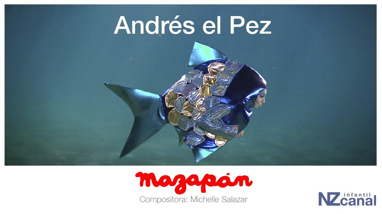 Andrés el Pez (mazapan)