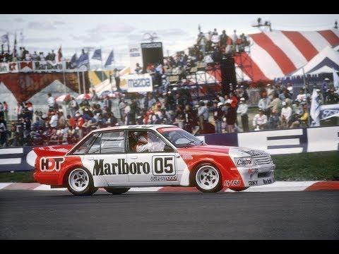 1984 Bathurst 1000, Peter Brock final lap