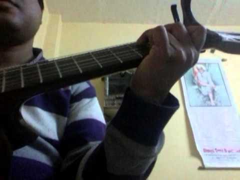 Tera chehra/sanam teri kasam/guitar chord - YouTube