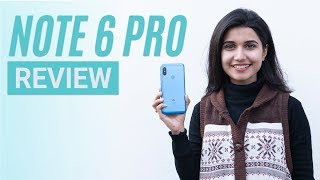 Xiaomi Redmi Note 6 Pro Review: Really an upgrade over Note 5 AI?
