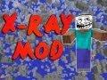 Minecraft X-RAY Mod