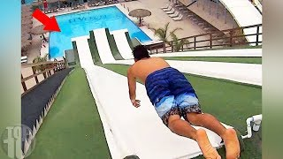 10 MOST INSANE WATERSLIDES THAT COULD MAKE YOUR HEART STOP