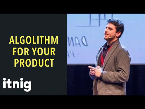 What algorithm to choose and how to apply it to your product