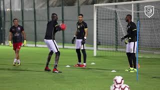 الدحيل يبدأ الإعداد لمواجهة الريان في الجولة الثالثة من الدوري