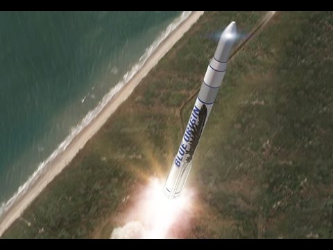 Blue Origin Unveils Plans For Cape Canaveral Launch Site And