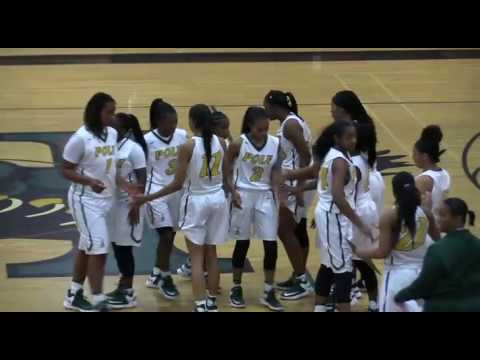 Long Beach Poly Girls vs. Rocky Creek Christian Academy Dec. 2016