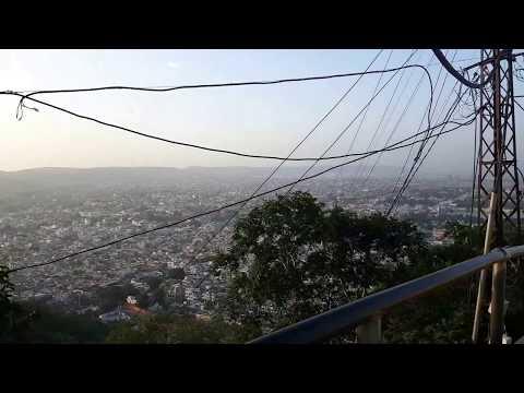 View from garh ganesh ji
