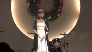 Alba Cruz O Holy Night at Winter Showcase 2014 Challenge Early College