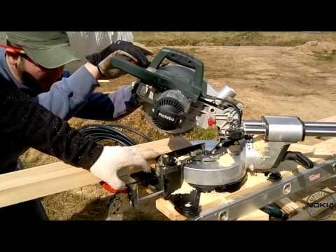 видео: Строим  дом своими руками и своими силами 9 мая 2012