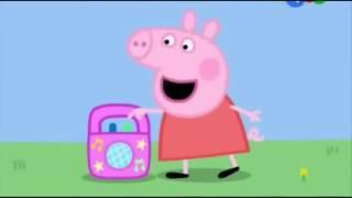 Свинка Пеппа и песня Tuesday