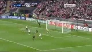 Pedro goal in Manchester united 2011 Thumbnail