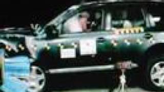 Crash Test Euro NCAP - Volkswagen Touareg