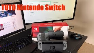 Tuto FR | Nintendo Switch : Utilisation et Branchement de la Nintendo Switch [TUTO]