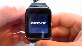 ZGPAX S29 Smartwatch FULL REVIEW