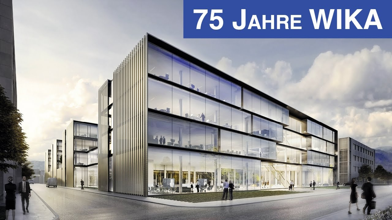 75 Jahre WIKA - Part of your business