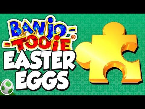 Jinjo Punch! - Easter Eggs in Banjo-Tooie - DPadGamer